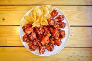 Chicken Story: Las mejores alitas de pollo al estilo coreano