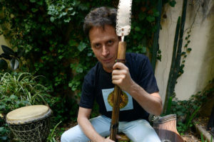Cuti Aste toca jazz guachaca en Ciro´s, la fuente de soda de El Golf