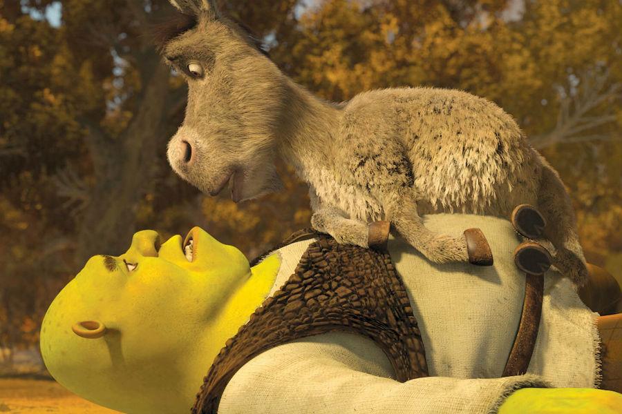 Película Shrek