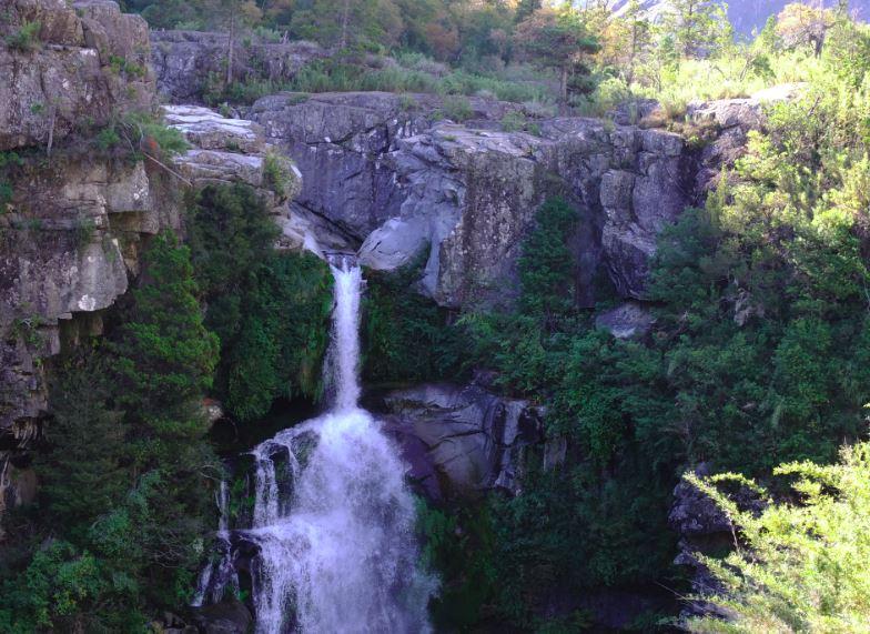 trekking en chile: Las Ánimas de Achibueno