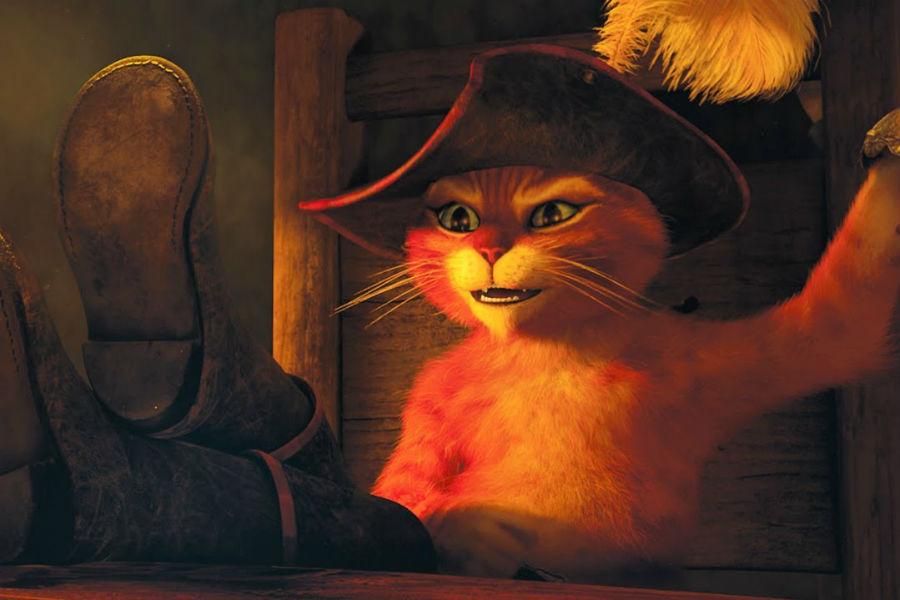 pelicula gato con botas netflix