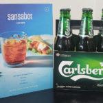 Concurso: ¡Gana el libro de recetas de Sansabor y un pack de cervezas!