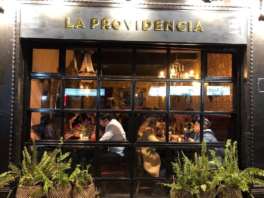 Bar La Providencia Almuerzo