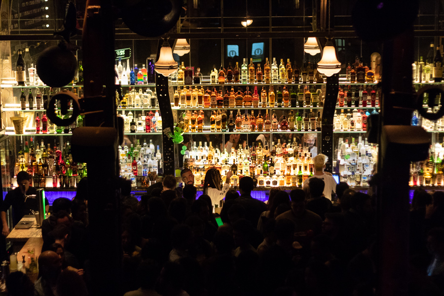 The Uptown Bares en Buenos Aires