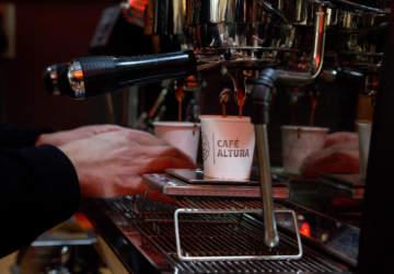 Café Altura, la nueva cafetería buena, bonita y barata en el centro
