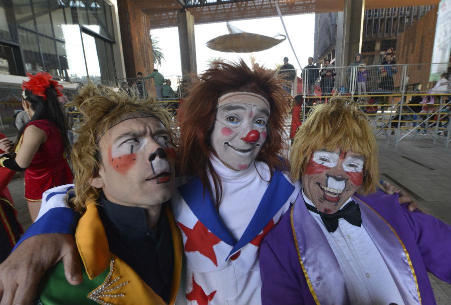 Dïa Nacional del Circo Chileno