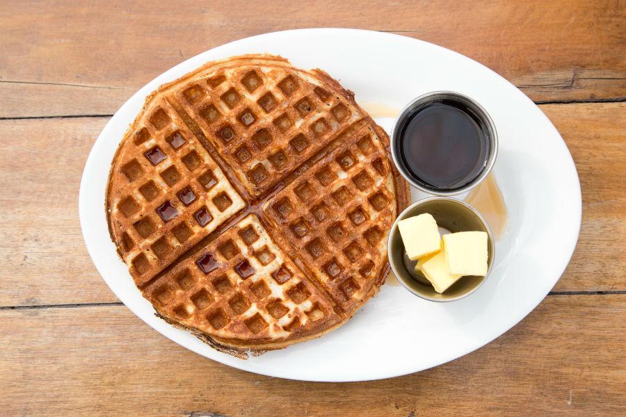 Waffles Daniels Bakery