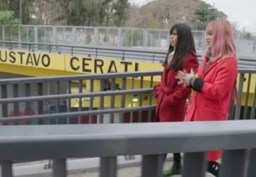 """Javiera Mena sobre Gustavo Cerati: """"Me sentí muy acogida por su entorno"""""""