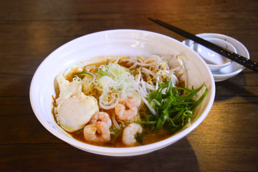 ramen en Santiago every day