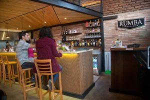 Puro sabor en Barrio Franklin: los deliciosos locales que hay que probar
