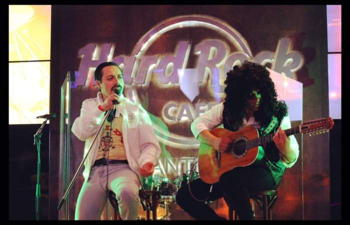 Festeja El Cumpleanos De Freddie Mercury En El Hard Rock Cafe