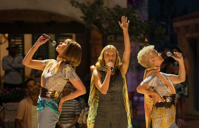 La música de ABBA regresa al cine con Mamma Mía! Vamos Otra Vez