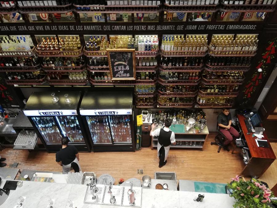 Bar Liguria Lastarria