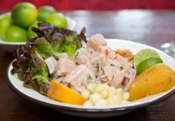 Comer bien y contundente en el entretenido barrio Yungay