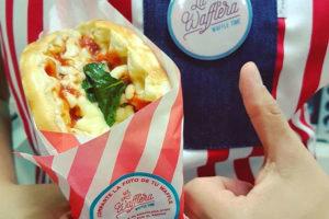 La Wafflera: los waffles favoritos del barrio Bellavista