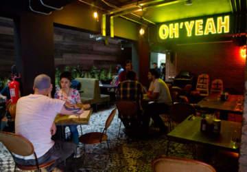 Buena Barra, el bar cervecero que llegó a refrescar el barrio Suecia