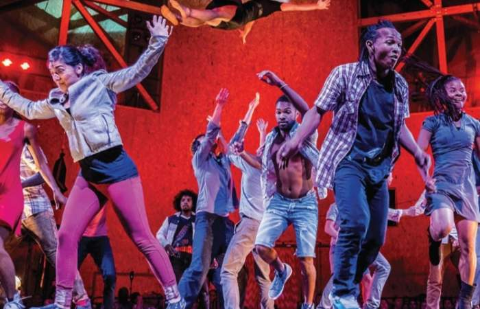 Centro Cultural Rojas Magallanes: parada obligatoria del arte y la escena indie de Santiago