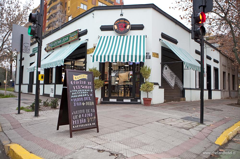 Café San Juan Santiago