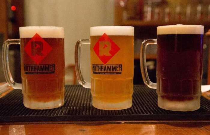 Cervecería Nacional, el bar favorito de los parroquianos de barrio Yungay