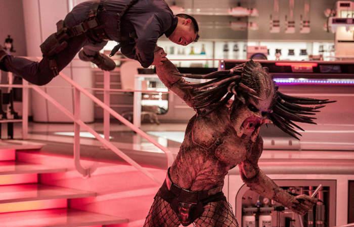 El Depredador: la peligrosa criatura vuelve a los cines sin Schwarzenegger