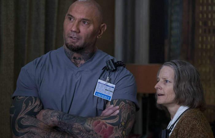 """Hotel de Criminales: la nueva película de Jodie Foster y """"Batista"""""""