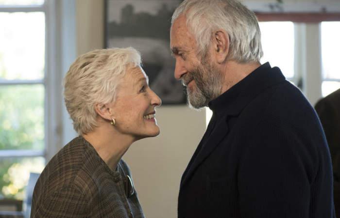 La Esposa: la película que por fin le podría dar un Oscar a Glenn Close
