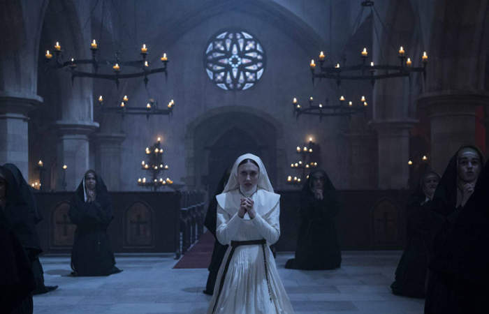 Concurso: Gana entradas dobles para ver La Monja en el cine