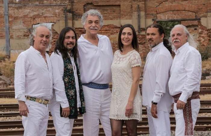 Los Jaivas y Daniel Muñoz le pondrán música chilena al Teatro del Lago