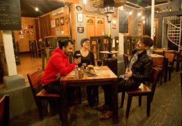 Mossto, el bar donde todo se cocina con cerveza