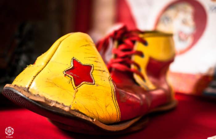 Museo del Circo Chileno: aprende a maquillarte al estilo de los