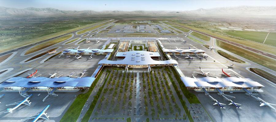 Aeropuerto Arturo Merino Benítez