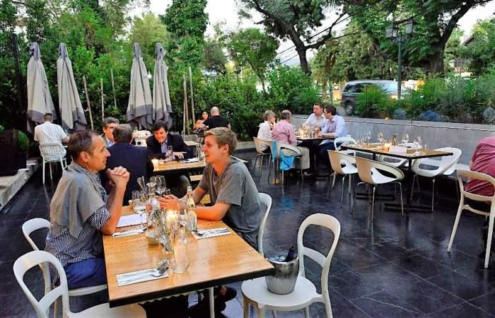 Las terrazas con más encanto para las tardes de calor en Santiago