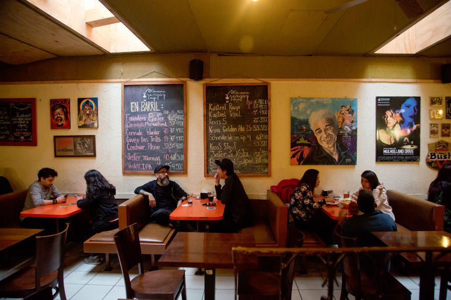 Bar Yungay Viejo
