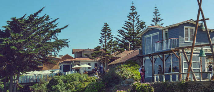 Conocer a Pablo Neruda a través de sus casas museos