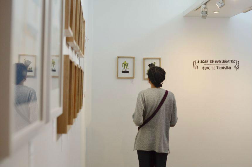 galeria plop barrio arte