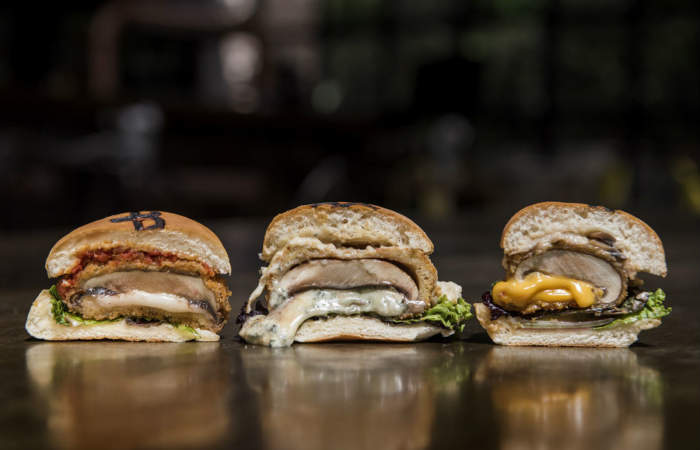 5 hamburguesas veggie que hay que probar en Santiago