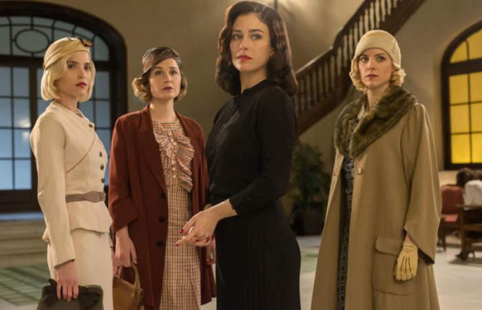 Así confirmó Netflix la cuarta temporada de Las Chicas del Cable
