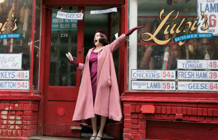 The Marvelous Mrs. Maisel: la desconocida serie de Amazon que triunfó en los Emmy
