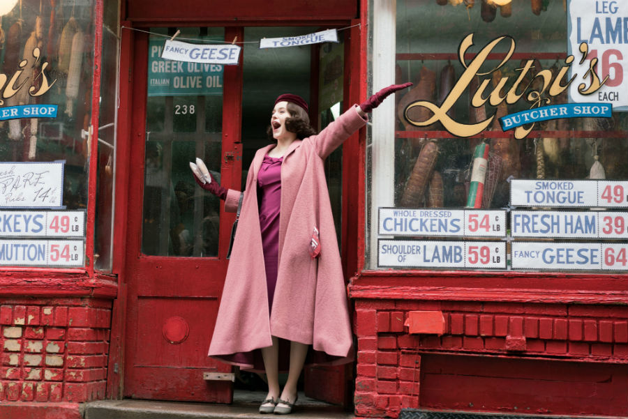 The Marvelous Mrs. Maisel serie recomendada Amazon Prime