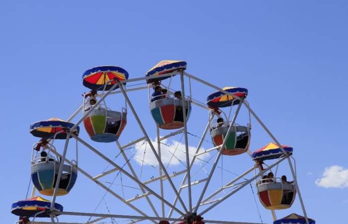 Parque Feliz En El Bicentenario Un Pequeno Fantasilandia En Vitacura