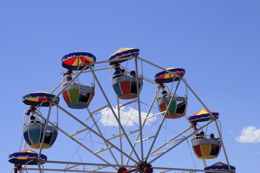 Parque Feliz, un pequeño Fantasilandia llega al Bicentenario de Vitacura
