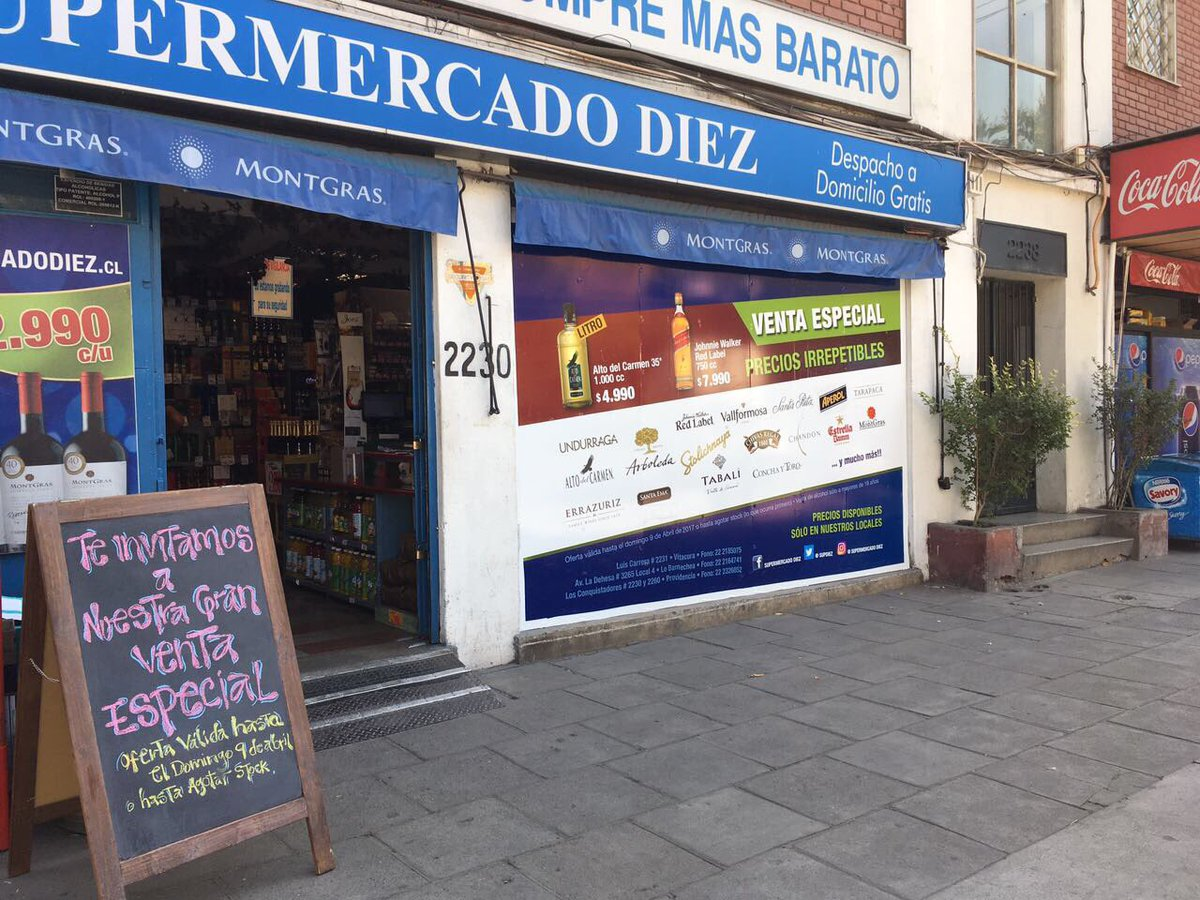 Supermercados Diez