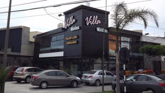 Villa Chicken Miraflores