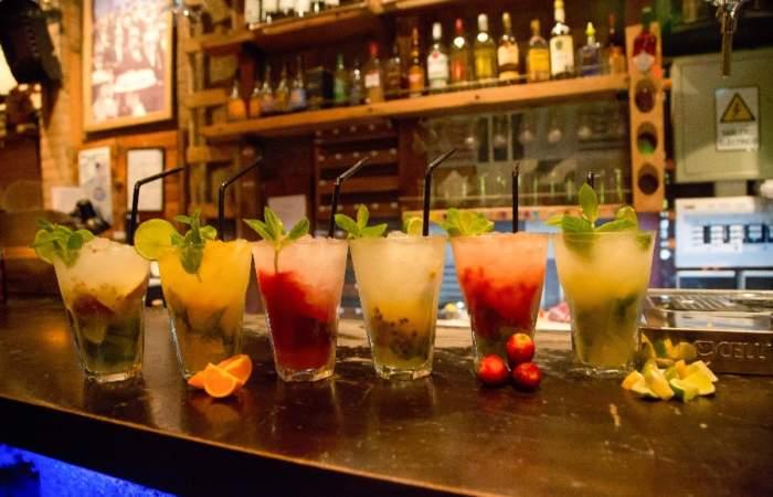 El nuevo bar de Bellavista con 14 tipos de mojito a luca