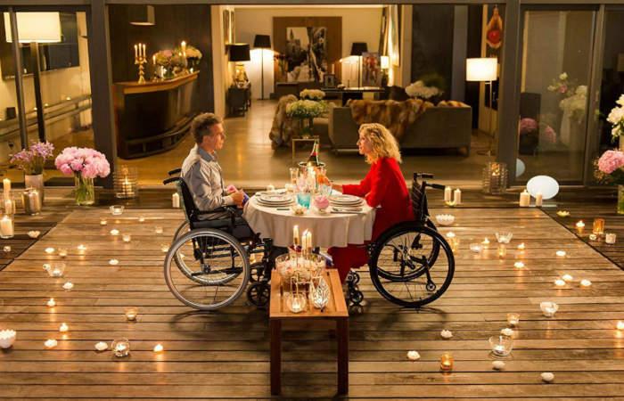 Amor Sobre Ruedas: la nueva comedia romántica de Franck Dubosc
