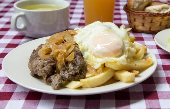 Como en Casa: un menú de cocina casera, rica y a buen precio en Providencia