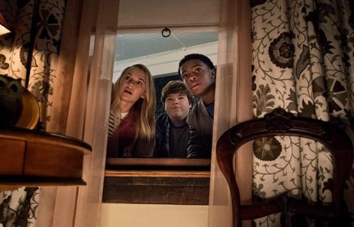 La cartelera de cine se prepara para halloween con Escalofríos 2: Una Noche Embrujada