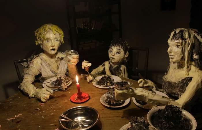 La Casa Lobo: los muñecos de esta película de terror te esperan en el GAM