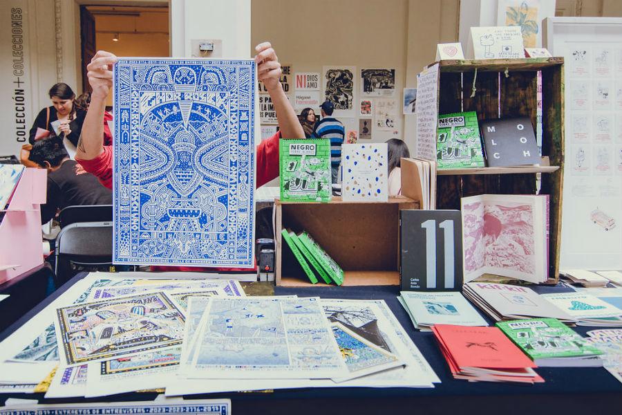 Feria Impresionante: los libros y fanzines se toman el MAC