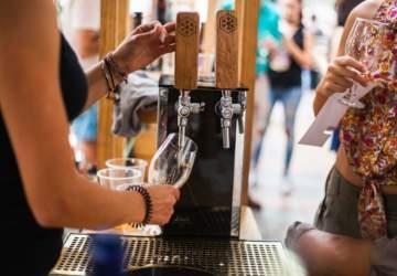 Feria de la Cerveza Parque Arauco